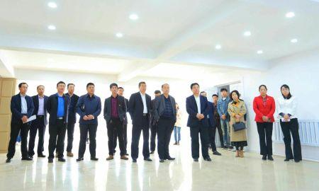 吉林省榆樹市考察團參觀考察安達